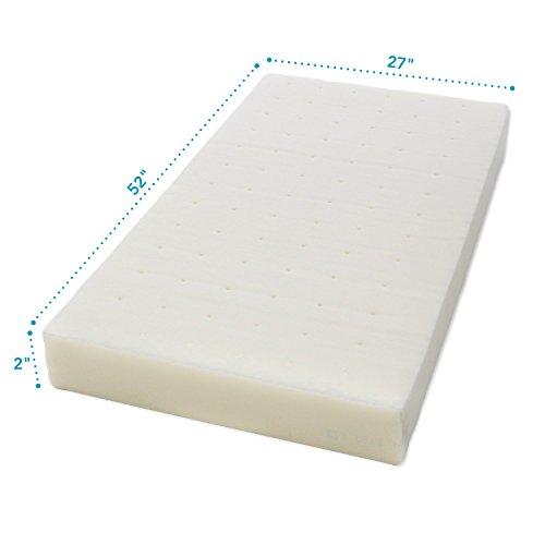 1 foam crib mattress size - Crib Mattresses